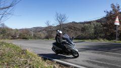 Honda Forza 350 2021: le opinioni dopo la prova su strada (VIDEO) - Immagine: 10