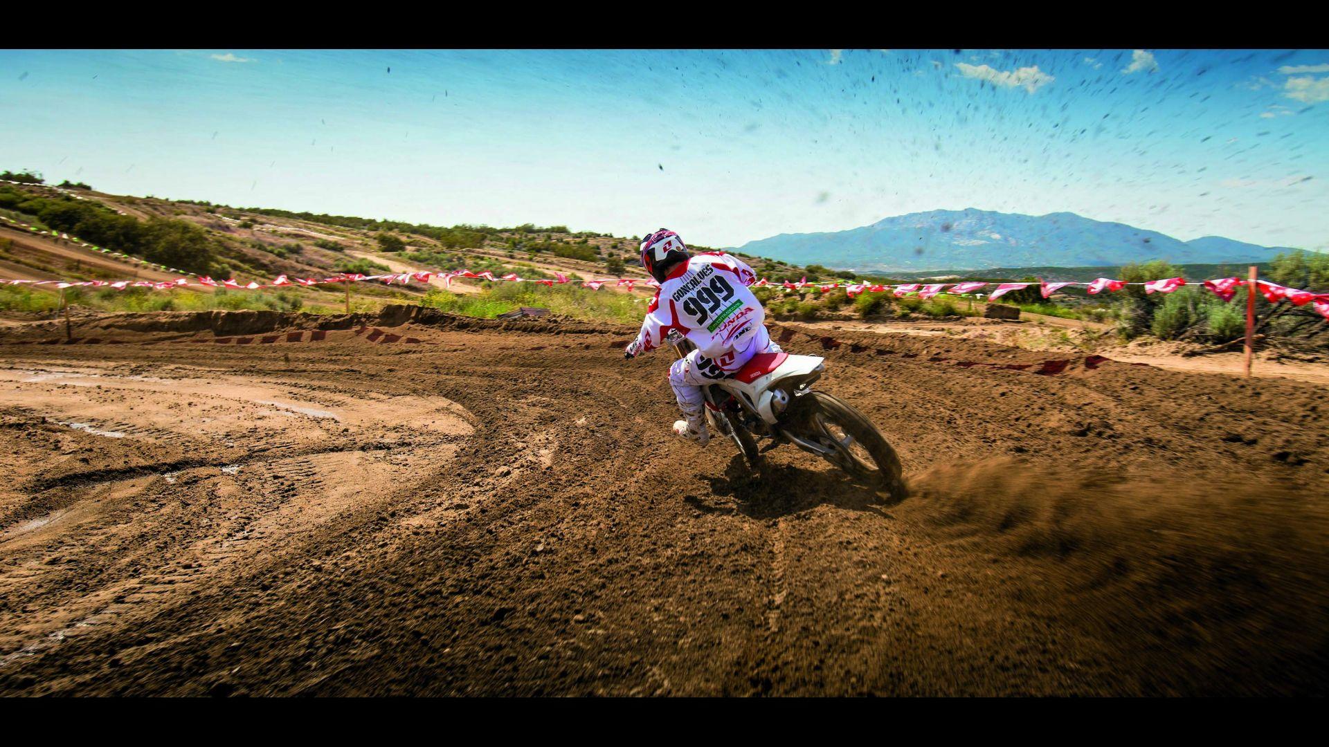 Immagine 3: Honda gamma CRF 2013