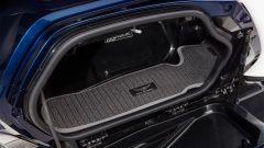 Honda GL 1800 Gold Wing 2020: dentro le borse laterali