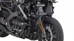 Honda GL 1800 Gold Wing 2020: dettaglio della meccanica