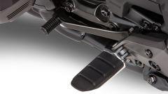 Honda GL 1800 Gold Wing 2020: dettaglio delle pedane