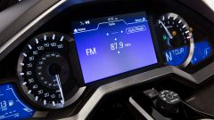 Honda GL 1800 Gold Wing 2020: il quadro strumenti