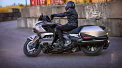 Honda GL 1800 Gold Wing 2020 in  movimento