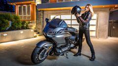 Honda GL 1800 Gold Wing 2020: la regina delle supertourer