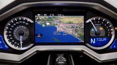 Honda GL 1800 Gold Wing 2020: lo schermo digitale multifunzione
