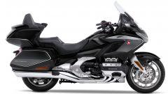 Honda GL 1800 Gold Wing Tour 2020 in livrea bicolore grigio/nera