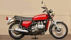Honda GL1000 Goldwing 1975