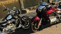 Honda Goldwing F6C vs Moto Guzzi Eldorado - Immagine: 1