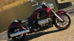 Honda Goldwing F6C vs Moto Guzzi Eldorado - Immagine: 10