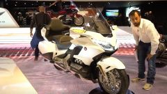 Honda Goldwing GL1800, l'ammiraglia svelata a EICMA [VIDEO] - Immagine: 3