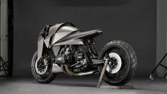 Una Honda Goldwing mai vista! Ecco la Kenzo, special di DMOL - Immagine: 2