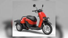 Honda Gyro: il 3 ruote diventa elettrico nel 2021