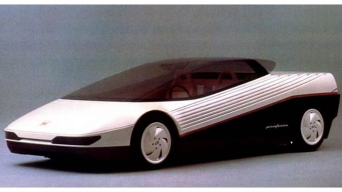 Honda HP-X, l'antesignana della leggendaria NSX
