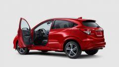 Honda HR-V 2019: dettaglio dell'apertura porta