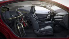 Honda HR-V 2019: i sedili ripiegabili Magic Seats