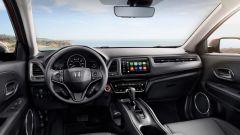 Honda HR-V 2019: la plancia