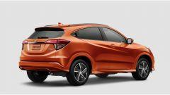 Honda HR-V 2019: linee morbide per il crossover giapponese