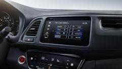 Honda HR-V 2019: l'infotainment con display da 7 pollici