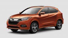 Honda HR-V 2019: una delle nuove colorazioni