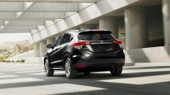 Honda HR-V 2019: una vista del restyling