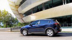 Honda HR-V 2019: vista laterale