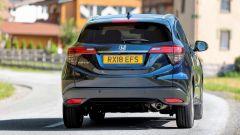 Honda HR-V 2019: vista posteriore