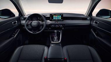 Honda HR-V 2021: interni