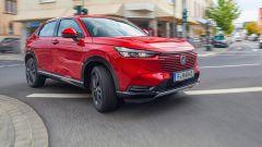 Nuova Honda HR-V: prova su strada del SUV compatto full-hybrid