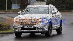 Honda HR-V 2022, le prime foto spia del SUV giapponese