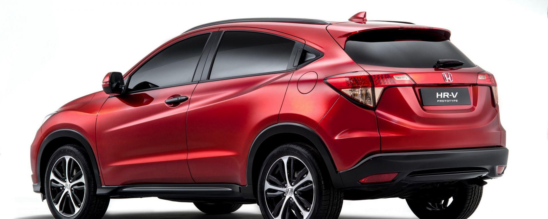 H R Auto >> Novita Auto Honda Hr V Prototype Motorbox