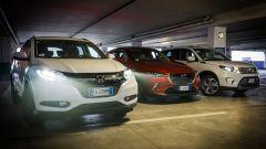 Honda HR-V vs Mazda CX-3 vs Suzuki Vitara  - Immagine: 3