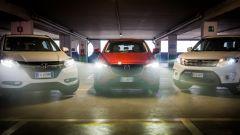 Honda HR-V vs Mazda CX-3 vs Suzuki Vitara  - Immagine: 4