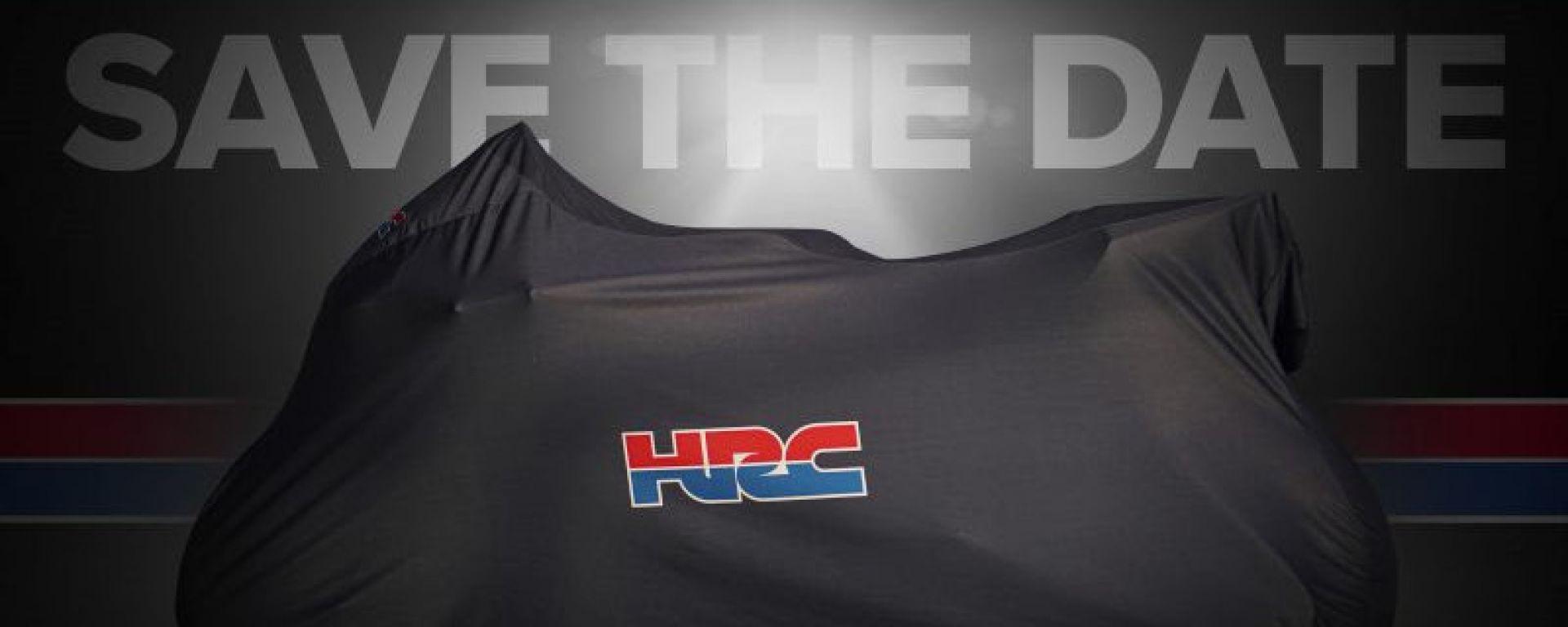 Honda HRC presenta la sua CBR1000RR-R della classe Superbike