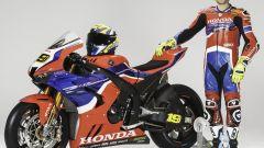 Honda HRC, presentato il team WSBK con Bautista e Haslam - Immagine: 3