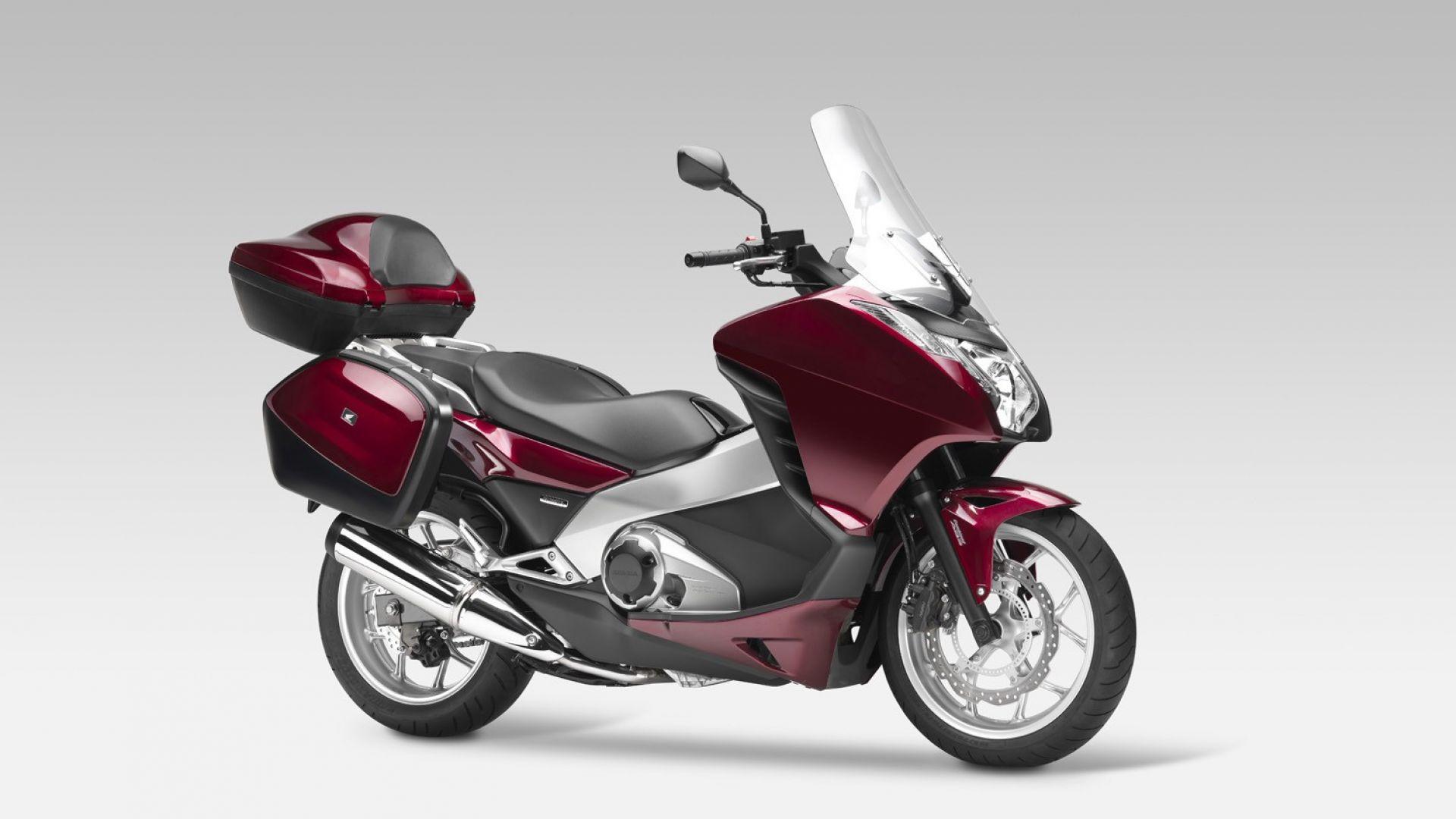 Immagine 4: Honda Integra: la prova in video