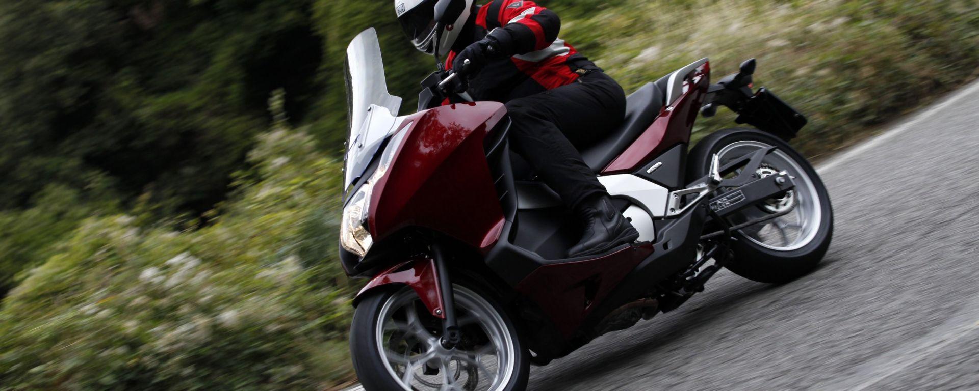 Honda Integra: la prova in video