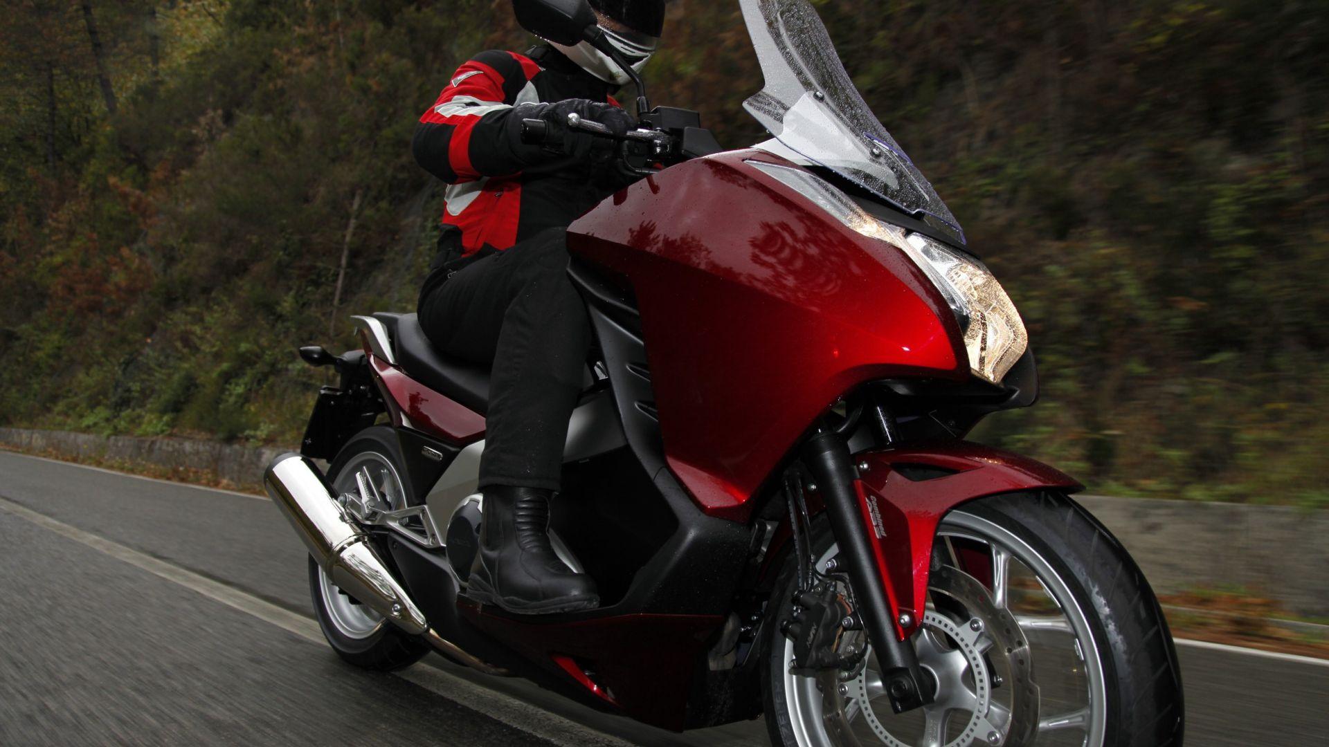 Immagine 5: Honda Integra: la prova in video