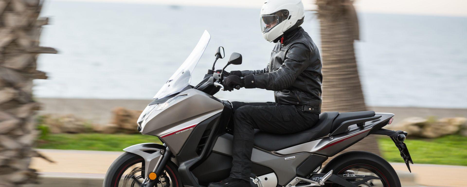 Honda Integra 750 S 2016