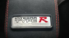 Honda Integra Type R badge numerato