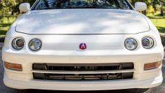 Honda Integra Type R vista frontale