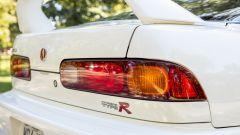 Honda Integra Type R vista posteriore
