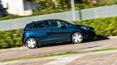 Honda Jazz 1.5 i-MMD Hybrid 2021: consumi da record
