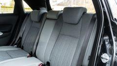 Honda Jazz 1.5 i-MMD Hybrid 2021, interni: abitacolo posteriore e i Sedili Magici