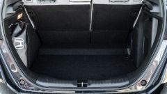 Honda Jazz 1.5 i-MMD Hybrid 2021, interni: il bagagliaio