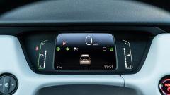Honda Jazz 1.5 i-MMD Hybrid 2021, interni: il cruscotto da 7