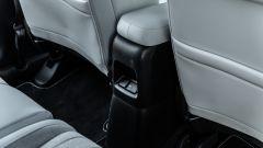 Honda Jazz 1.5 i-MMD Hybrid 2021, interni: le 2 prese USB posteriori