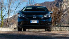 Honda Jazz 1.5 i-MMD Hybrid 2021: vista frontale
