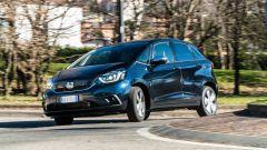 Honda Jazz Hybrid 2021: consumi, pregi e difetti. Prova su strada