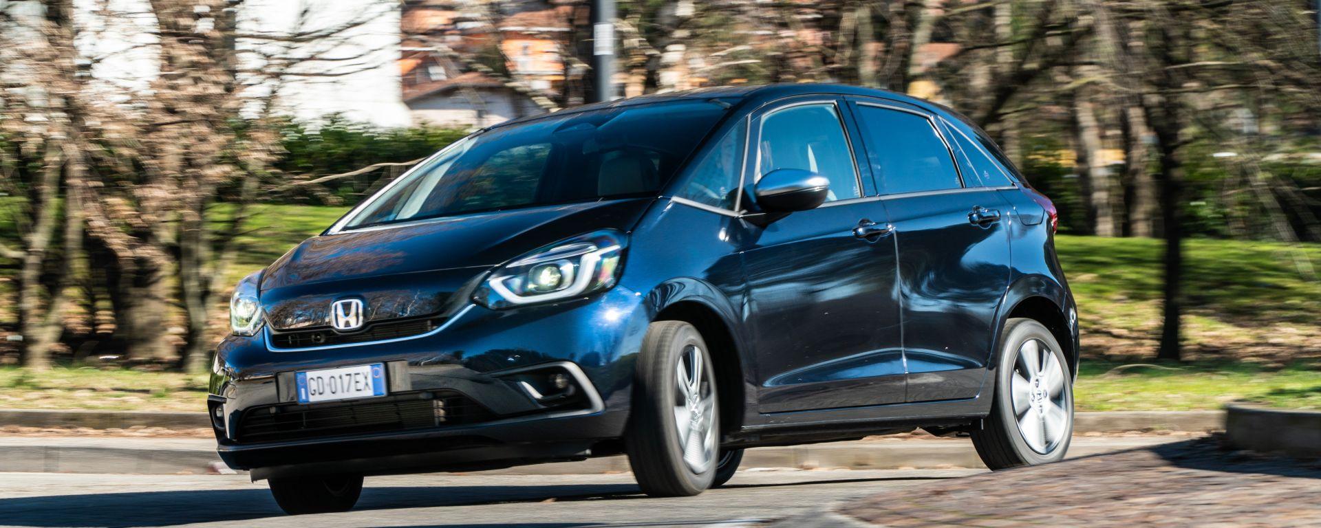 Honda Jazz 1.5 i-MMD Hybrid 2021