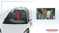 Honda Jazz 2020: il nuovo airbag centrale